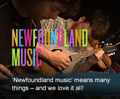 nfld music