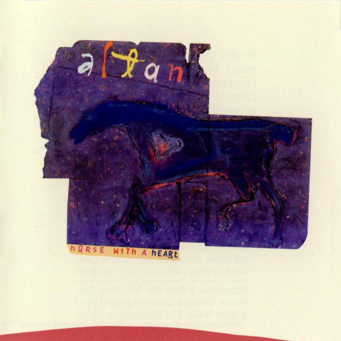 Freds records » blog archive altan   horse with a heart   freds ...