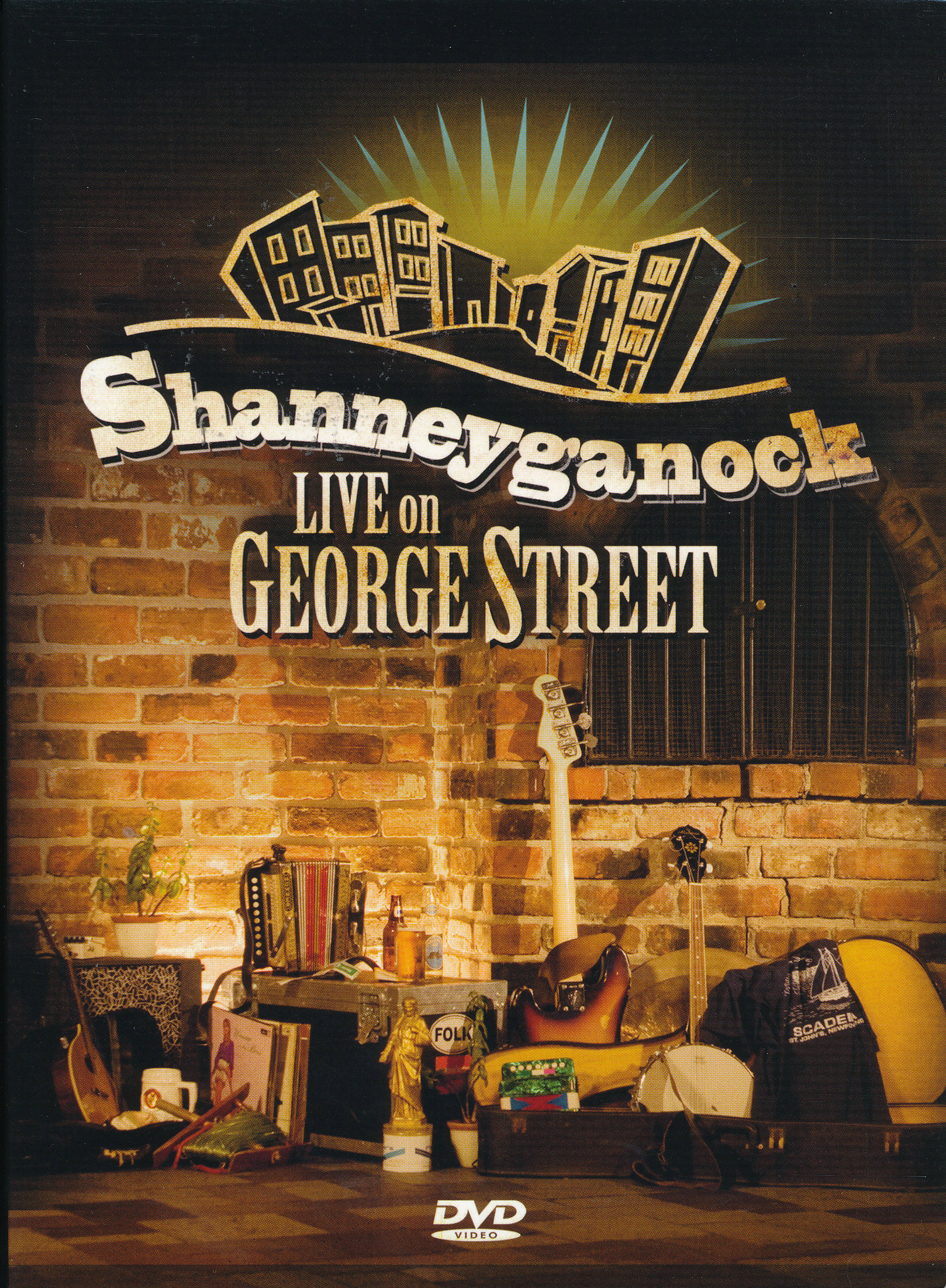Freds Records 187 Blog Archive Shanneyganock Live On