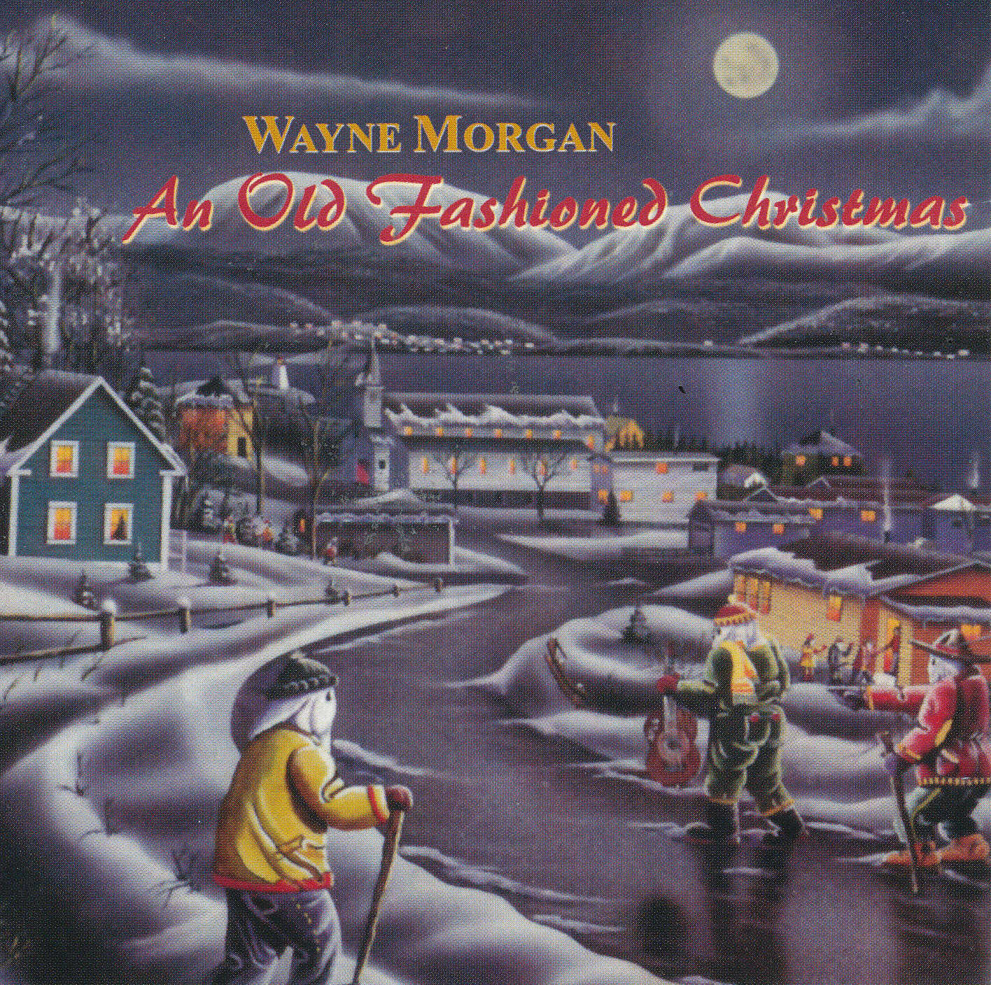 Freds Records » Blog Archive Wayne Morgan - An Old Fashioned ...