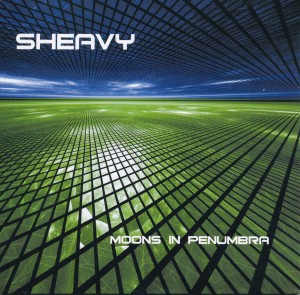 Sheavy - Moons in Penumbra CD