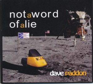 Dave Paddon - Not a Word of a Lie