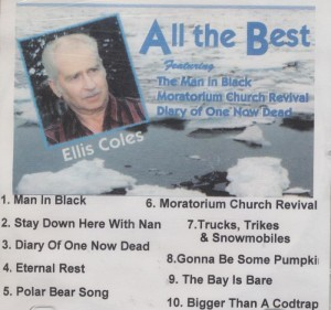 Ellis Cole - All The Best