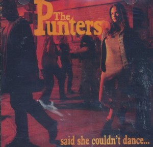 punters - said she couldnt dance