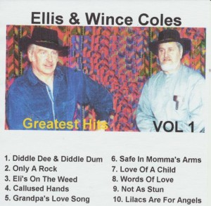Ellis and Wince Coles Vol 1