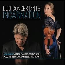 Duo Concertante incarnation